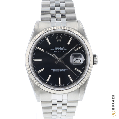 Rolex - Datejust 36 Jubilee Fluted