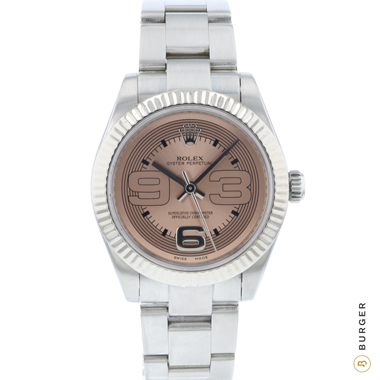 Rolex - Oyster Perpetual 31 MM Pink Dial