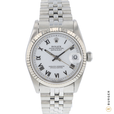 Rolex - Datejust 31 Midsize Jubilee Fluted