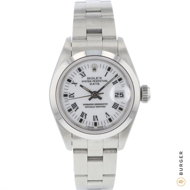 Rolex - Oyster perpetual Lady Date