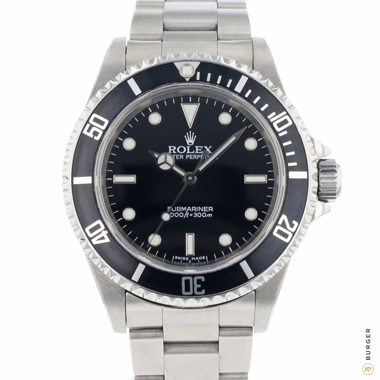 Rolex - Submariner No-Date 14060M
