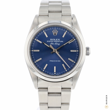 Rolex - Oyster Perpetual Air-King Precision Blue