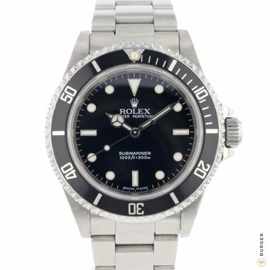 Rolex - Submariner No-Date 14060M