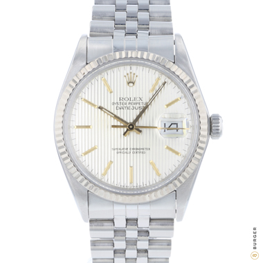 Rolex - Datejust 36 Fluted Tapestry Dial