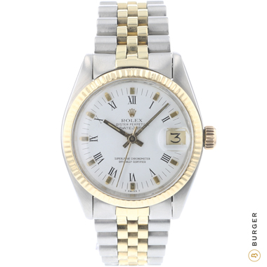 Rolex - Datejust 31 Midsize Gold/Steel Jubilee