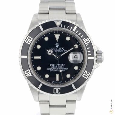 Rolex - Submariner Date 16610 REHAUT