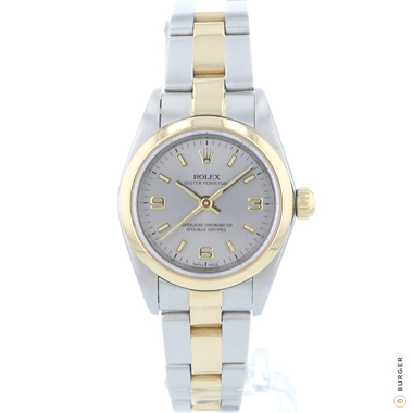 Rolex - Oyster Perpetual Lady Gold/Steel