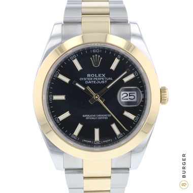 Rolex - Datejust 41 Gold/Steel