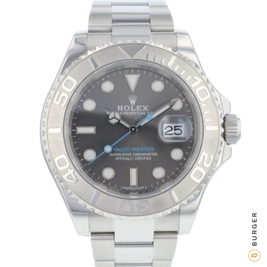 Rolex - Yachtmaster 40 Rhodium Dial