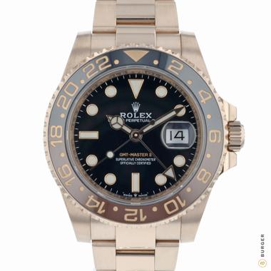 Rolex - Gmt-Master II Everosegold 126715 CHNR