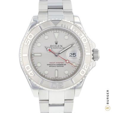 Rolex - Yachtmaster 40 MM Rehaut Engraved
