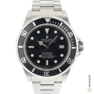 Rolex - Sea-Dweller 16600