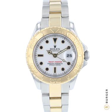 Rolex - Yacht-Master Lady 29 Gold/Steel