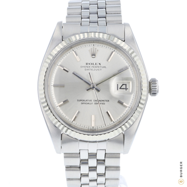 Rolex - Datejust 36 Fluted Folded Jubilee