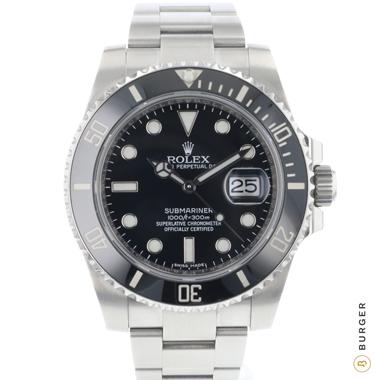 Rolex - Submariner Date Black Ceramic