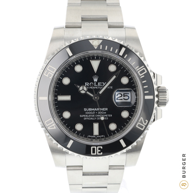 Rolex - Submariner Date Black Ceramic NEW 2020!