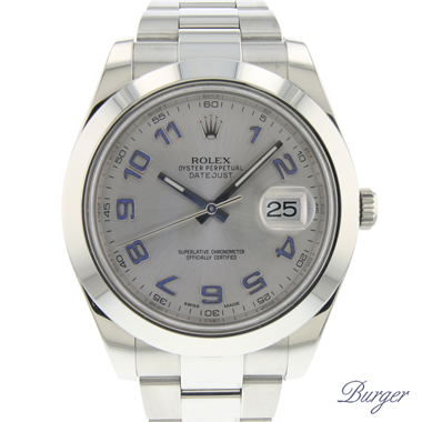 Rolex - Datejust II service papers 2020