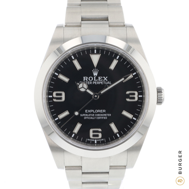 Rolex - Explorer  39 MM NEW!!