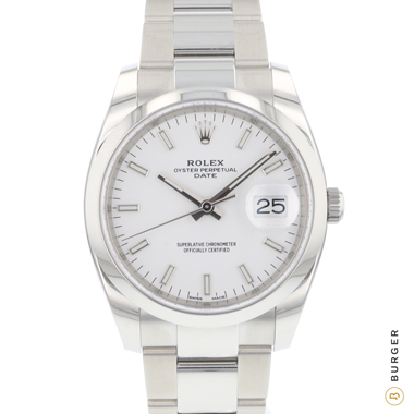 Rolex - Oyster Perpetual Date 34 NEW!