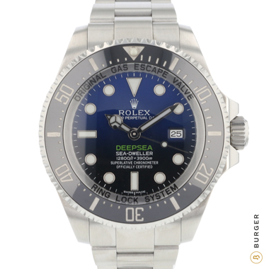 Rolex - Sea-Dweller Deepsea D-Blue James Cameron Edition