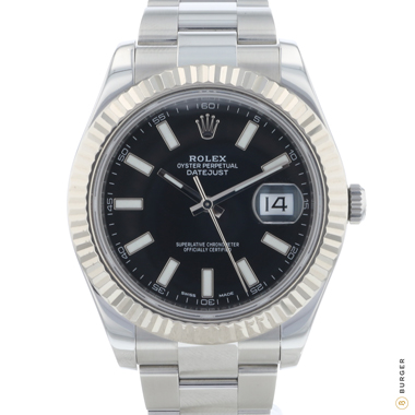 Rolex - Datejust II Fluted
