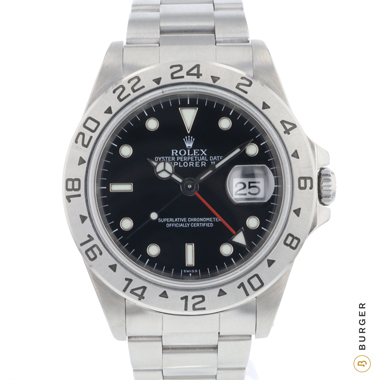 Rolex - Explorer II Black