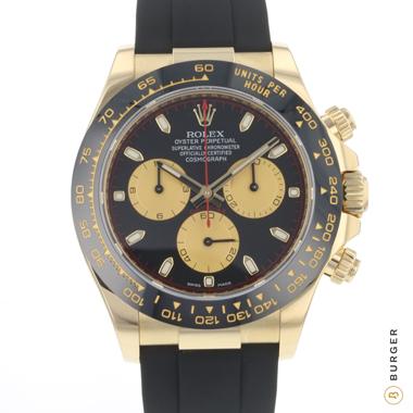 Rolex - Daytona Yellow Gold Paul Newman Dial