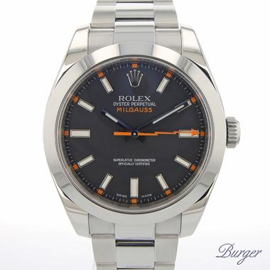 Rolex - Milgauss Black