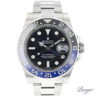 Rolex - GMT-Master II BLNR