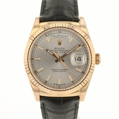 Rolex - Day-Date 36 Rose Gold