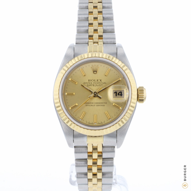 Rolex - Datejust 26 Gold/Steel