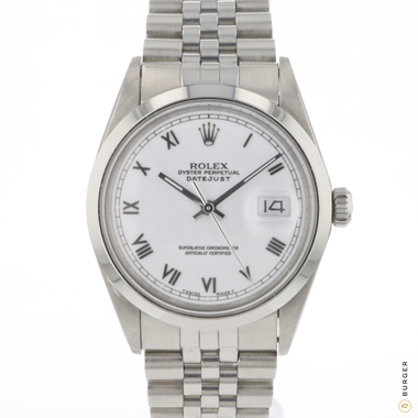 Rolex - Datejust 36 Jubilee Roman Dial