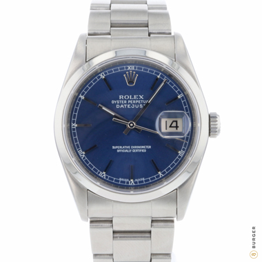Rolex - Datejust 36 Blue Dial