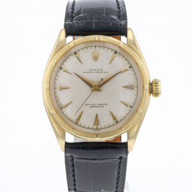 Rolex - Oyster Perpetual honeycomb 25 Year Ford Motors