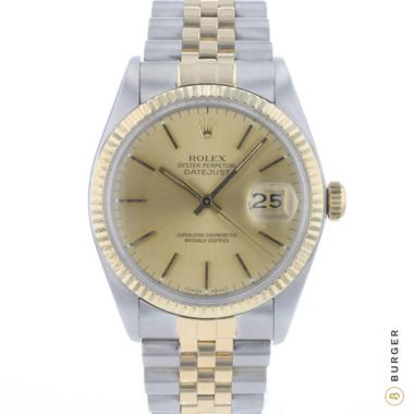 Rolex - Datejust 36 Gold/Steel Jubilee