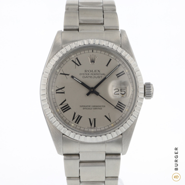 Rolex - Datejust 36 Buckley Dial