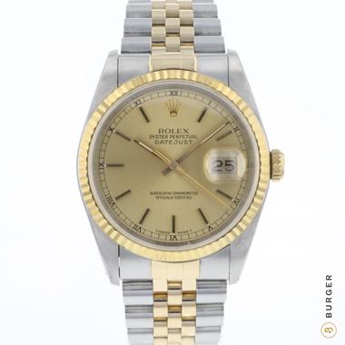 Rolex - Datejust 36 Jubilee Gold/Steel Jubilee