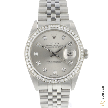 Rolex - Datejust 36 Jubilee Diamonds
