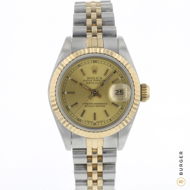 Rolex - Datejust 26 Gold/Steel Jubilee