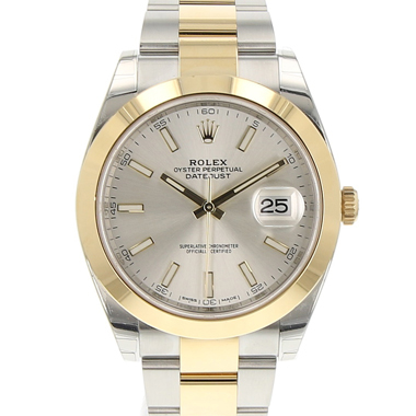 Rolex - Datejust 41 Gold/Steel NEW