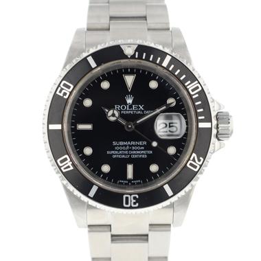 Rolex - Submariner Date 16610T