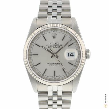 Rolex - Datejust 36 Fluted Jubilee