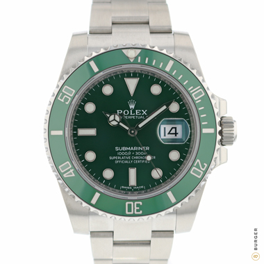 Rolex - Submariner Date  116610LV NEW!