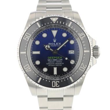 Rolex - Sea-Dweller Deepsea D-Blue James Cameron  NEW In Stickers !