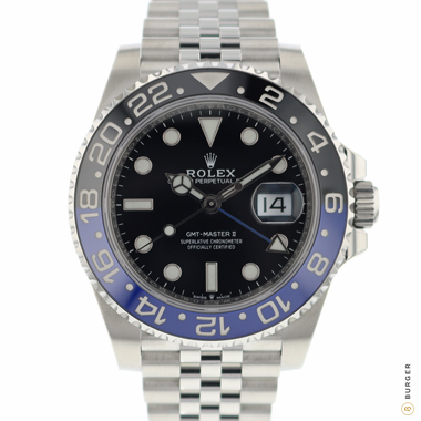Rolex - GMT-Master II 126710 BLNR NEW in stickers.