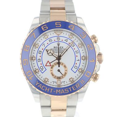 Rolex - Yachtmaster II Steel/Everose Gold NEW
