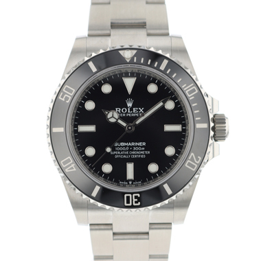 Rolex - Submariner No-Date 124060 NEW