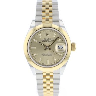 Rolex - Datejust 28 Steel / Gold Jubilee