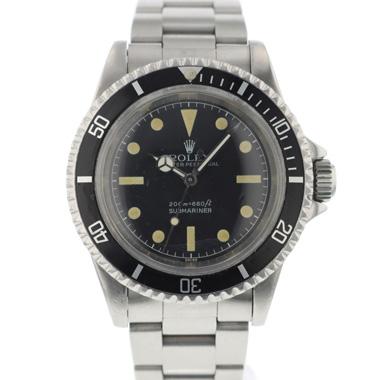 Rolex - Submariner No-Date  5513 '65
