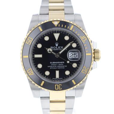 Rolex - Submariner Date Gold/Steel